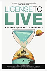 License To Live Kindle Edition