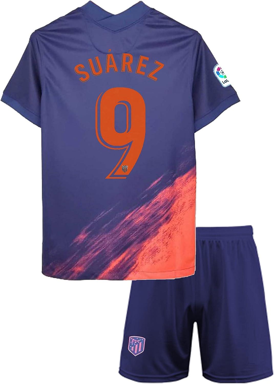 Pghyerg Football FC 2021-2022 New Season A Youths Suarez Kids #9 Shipping Free Popular popular