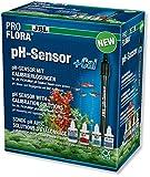 JBL pH-Sensor+Cal 63188 PH-Elektrode mit BNC-Anschluss Mit Kalibrierlösung