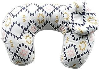 Newborn Baby Nursing Pillows Maternity Breastfeeding U-Shaped Pillow - Geometry