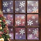 a ray of sunshine Pegatina Copo de Nieve,Calcomanías De Ventana De Copo De Nieve,Decoracion Navidad Escaparates,Navidad Pegatinas de Ventana,Navidad Decoración Ventana,Ventana de Navidad(135pcs)