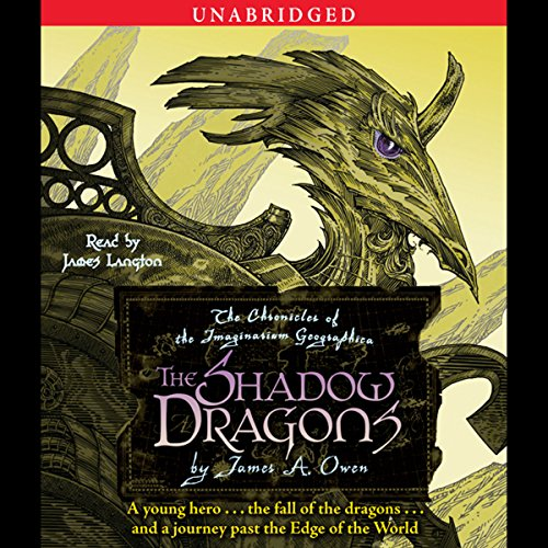 The Shadow Dragons cover art