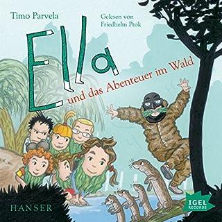 Ella und das Abenteuer im Wald Titelbild