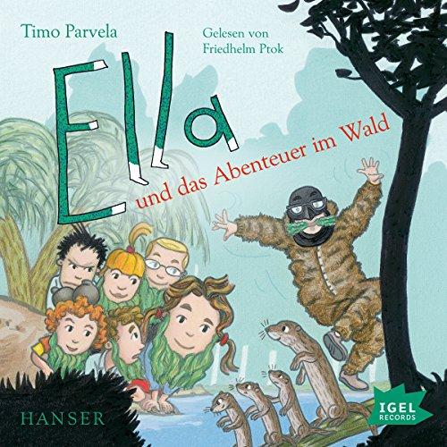 Ella und das Abenteuer im Wald audiobook cover art