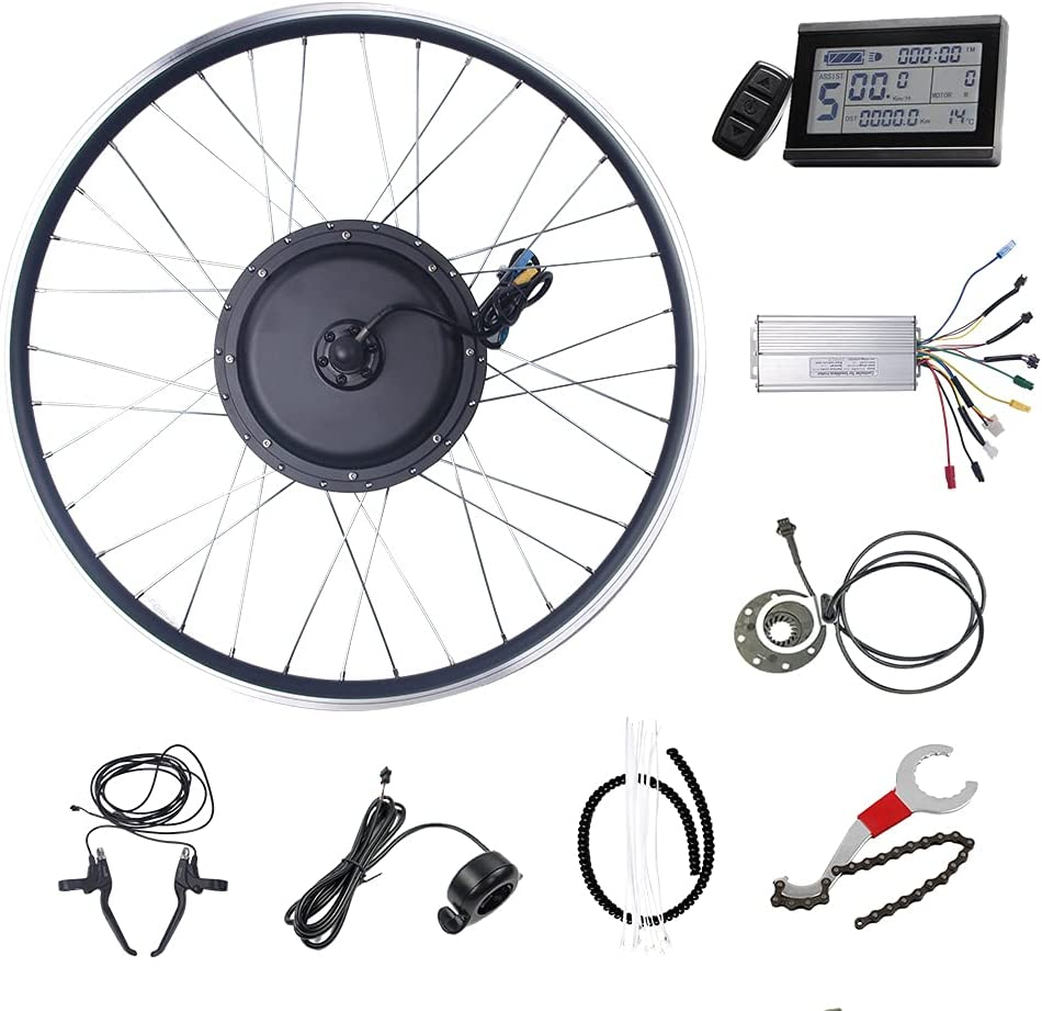 LECHEN Ebike 48V 1500W Brushless Rotate All items in the store Motor Overseas parallel import regular item Rear Non-Gear Hub