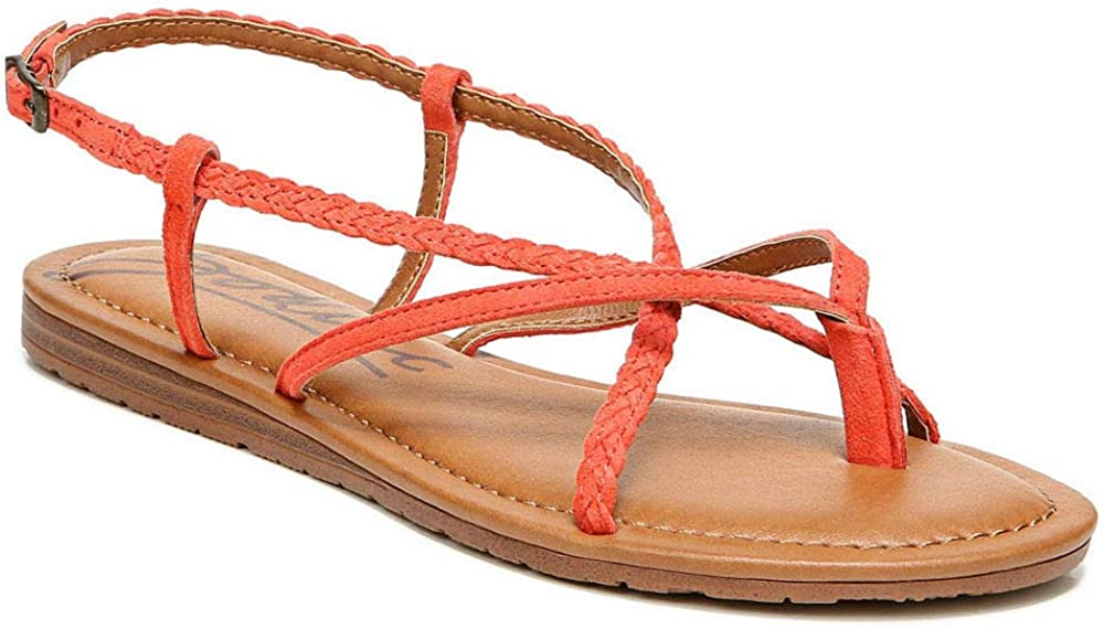 Zodiac Easy-to-use Women's Factory outlet Yovana Coral Sandal 5.5