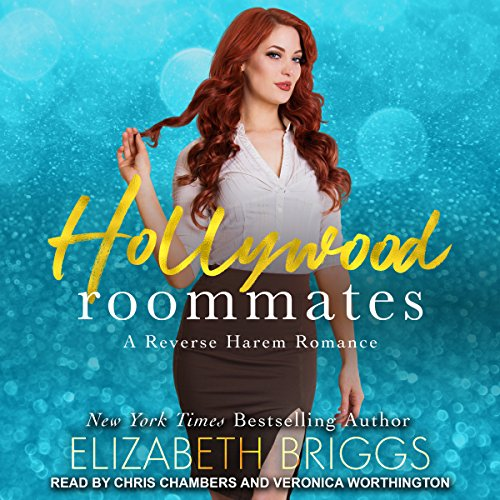 Hollywood Roommates audiobook cover art