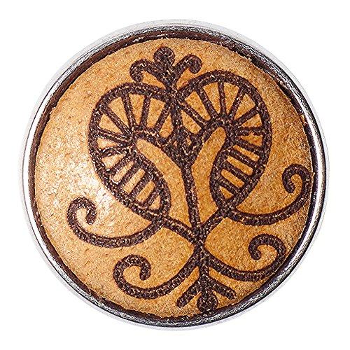 Noosa Chunk Oshun ERZULIE - ocher-leather