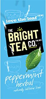 The Bright Tea Co. Peppermint Herbal 20 Pack