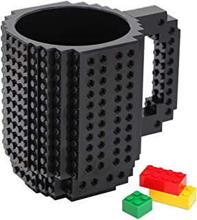 Turn LE Brick Cup, Embedded Brick Cup (Creative 2 Pack...