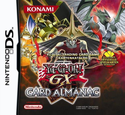 Yu-Gi-Oh! - GX Card Almanac