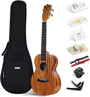 worth brown tenor ukulele strings