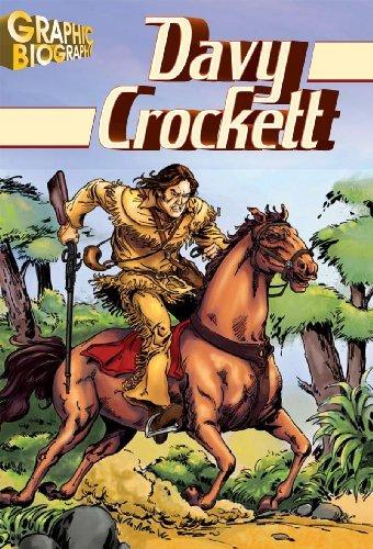 Davy Crocket, Graphic Biography (Saddleback Graphic: Biographies) by Saddleback Educational Publishing (2008-01-01)