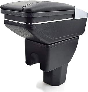 Caixa de apoio de braço com porta USB para apoio de braço do carro Suzuki Ignis, caixa de conteúdo da loja central, produt...