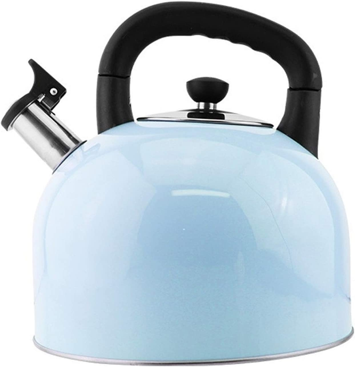 Whistling Stainless Steel 4-5 Liter 25% OFF M Popular standard Stylish Teapot Appearance