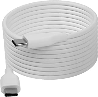 7.5 FT USB C to USB C Charging Cable Fit for Google Pixel 2/3/3a/2 XL/3 XL/3a XL, MacBook, iPad pro 2018, Nexus 6P 5X and ...