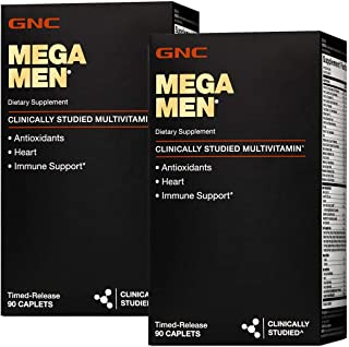 GNC GNC Mega Men Multivitamin - Twin Pack