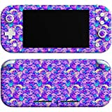 Lex Altern Skin Decal Compatible with Switch Lite 2019 Console Sticker Kawaii Baphomet Pentagram Controller Vinyl Protective Cover Wrap Game Full Body Cute Purple Satanic nlh159
