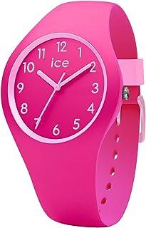 Ice-Watch - Ice Ola Kids Fairy Tale - Montre Rose pour Fille avec Bracelet en Silicone - 014430 (Small)