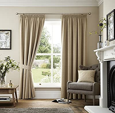 Duckegg Blue Curtina Lined Curtains in 4 colours