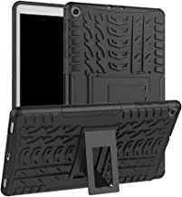 Galaxy Tab A 10.1 Case 2019, YMH Full-Body [Heavy Duty] & [Shock Proof] Rugged Hybrid Armor Protective Silicone Case with ...