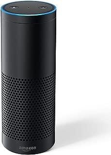 Echo Plus with built-in Hub (International Version) – Black