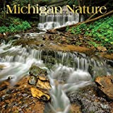 Michigan Nature 2020 12 x 12 Inch Monthly Square Wall Calendar, USA United States of America Midwest State Wilderness