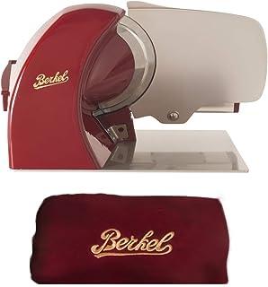 BERKEL - Affettatrice Home Line 250 + Cover Affettatrice colore rosso