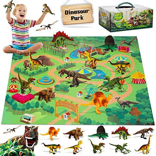 Fivejoy Juguetes de Dinosaurios, Dinosaurios Juguetes, Figur