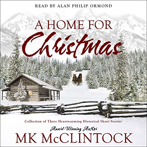 A Home for Christmas audiobook cover art