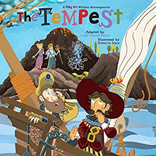 The Tempest (A Play on Shakespeare) cover art