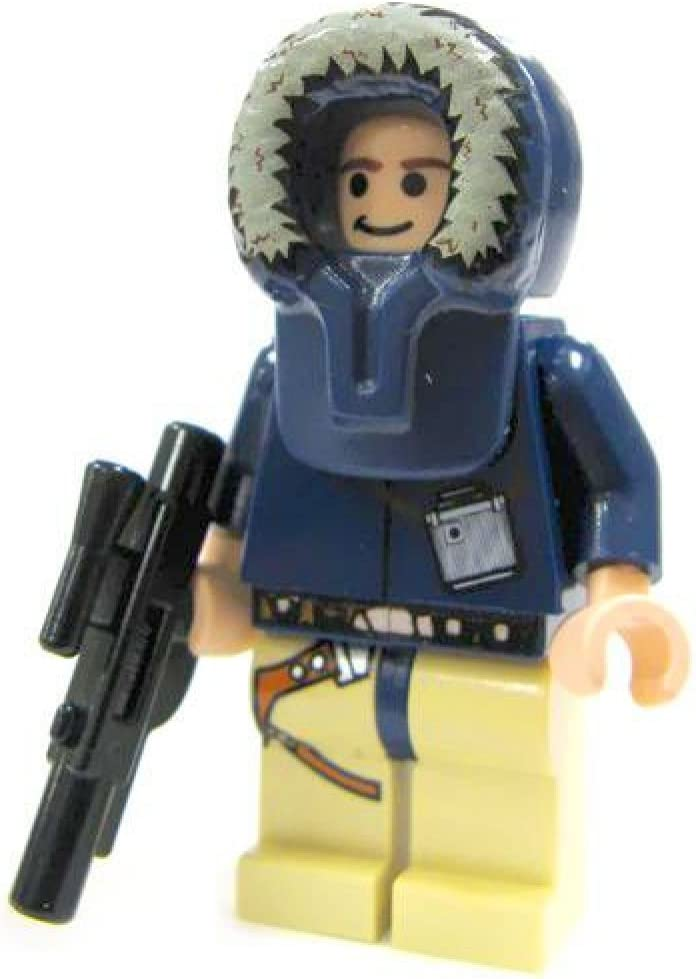 trend rank Han Solo Hoth - LEGO Star Blaster Mini with Wars Figure Short Fees free