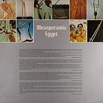 Mesopotamia Egypt