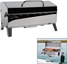 camco stainless steel mountable grill