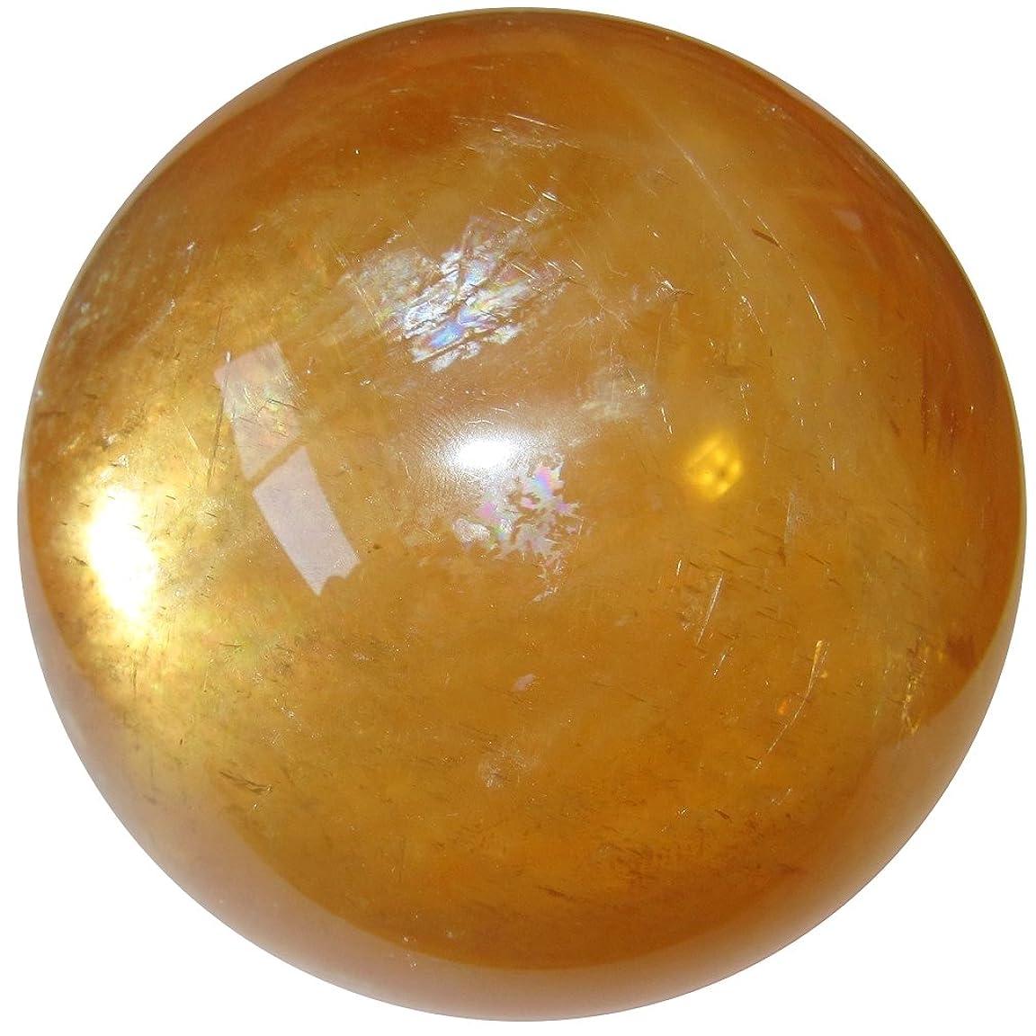 宇宙飛行士安定支配するCalciteオレンジボール3.4?