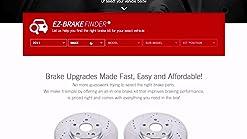 Power Stop AR8745 Economy OE Replacement Brake Rotor