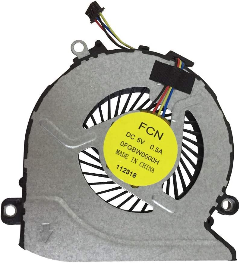 wangpeng New In a popularity SEAL limited product Laptop CPU Cooling Replacement Fan H for Cooler