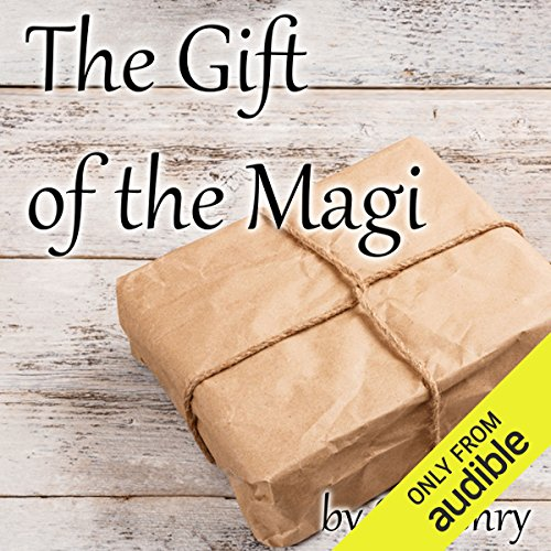 The Gift of the Magi audiobook cover art