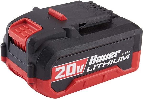 Bauer 20V HyperMax Lithium 3 0 Ah High Capacity Battery Lithium