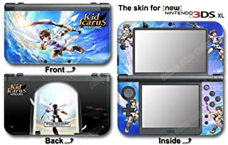 Kid Icarus Uprising Amazing Art Skin Vinyl Sticker Cover for NEW Nintendo 3DS Xl