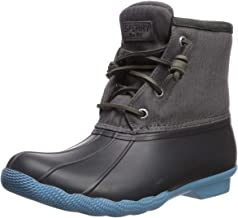 SPERRY Women's Saltwater Pop Outsole Rain Boot