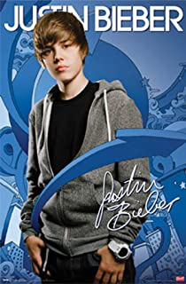 Justin Bieber - Arrows Music Collector Poster 22x34 inch