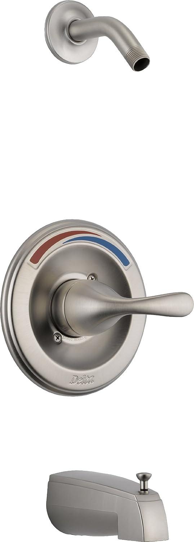 Many popular brands Atlanta Mall DELTA FAUCET Bathtub-and-showerhead-Faucet-Systems T13491-SSLHD