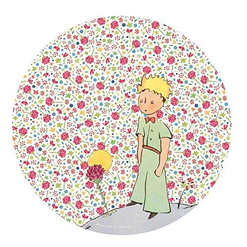 Petit Jour Paris Assiette Le Petit Prince en mélamine Rose