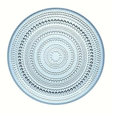 iittala Dewdrop Light Blue Dinner Plate