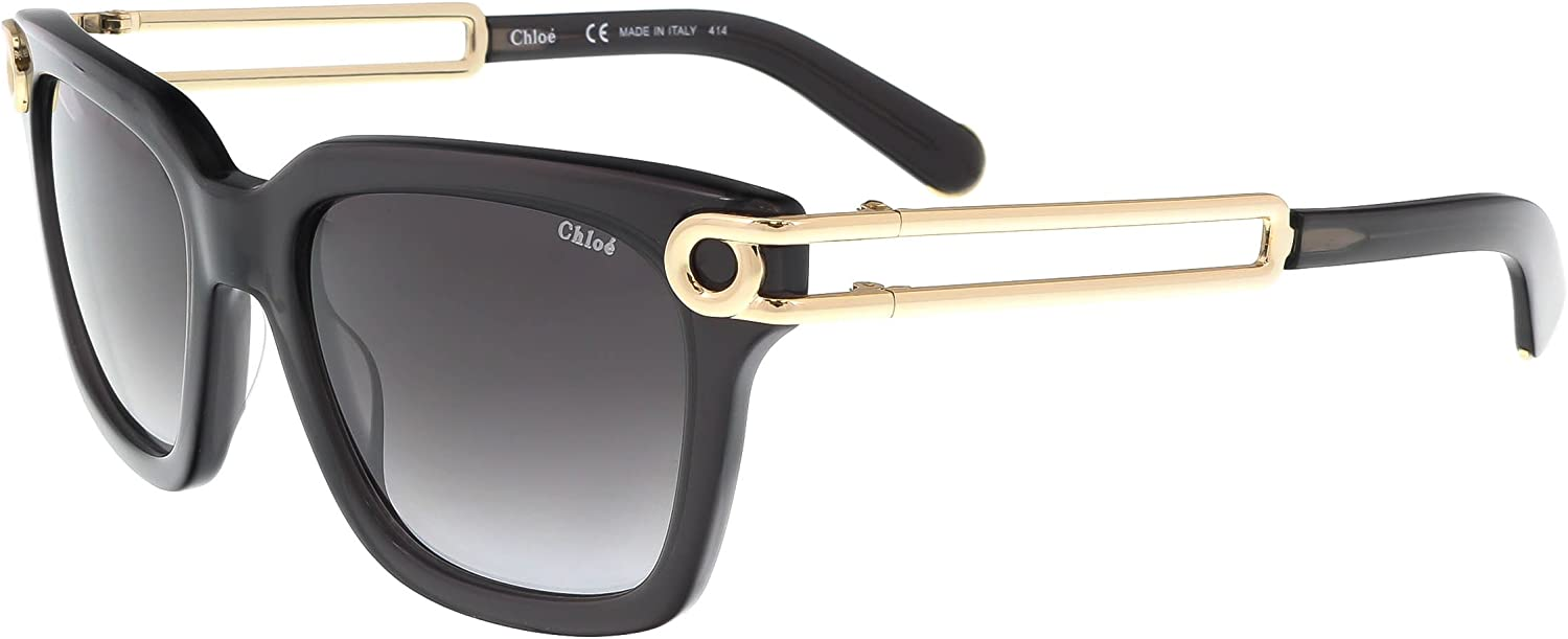 Chloe 678S 036 Dark Grey 678S Wayfarer Sunglasses Lens Category 2