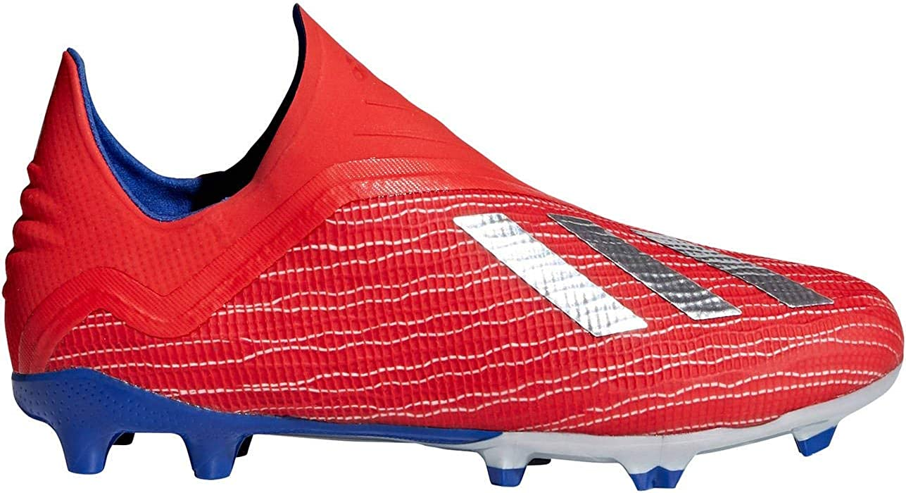 adidas X 18+ FG J Red