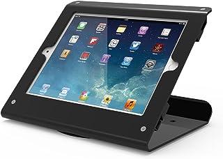 Beelta Kiosk iPad Stands - 360 Swivel Base, iPad Counter Stand for iPad Air 1,Air 2,Pro 9.7,iPad 5th,iPad 6th, Matt Black, BSC102B