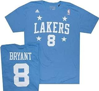 adidas Los Angeles Lakers Kobe Bryant Player T Shirt