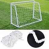 サッカーゴールネット サッカー練習用ネット トレーニング 室内&屋外兼用 サッカー用品